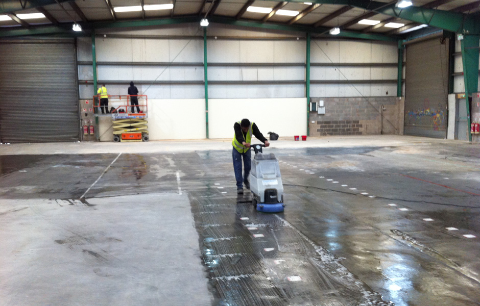 industrial cleaning services intrinsic uk