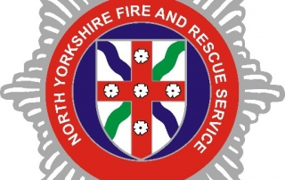 North Yorkshire Fire and Rescue logo